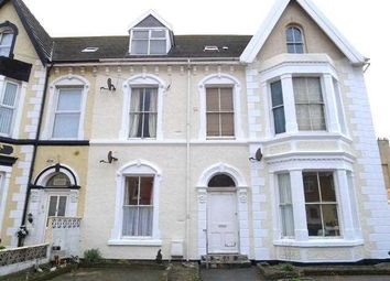 Thumbnail 1 bed flat to rent in Conwy Street, Rhyl