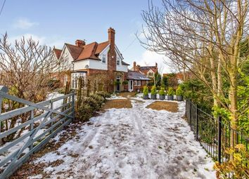 Thumbnail 3 bed semi-detached house for sale in The Crescent, Carlton-In-Cleveland, North Yorkshire, Uk