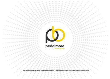 Thumbnail Warehouse for sale in Peddimore Site - Land Off, Wishaw Lane, Minworth, Sutton Coldfield, West Midlands, UK
