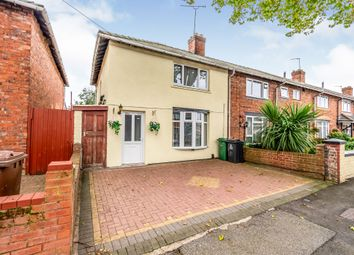 Thumbnail 3 bed end terrace house for sale in Gower Street, Walsall