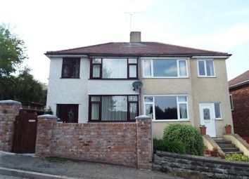 Thumbnail 3 bed semi-detached house for sale in Glan Y Don, Greenfield, Holywell, Flintshire