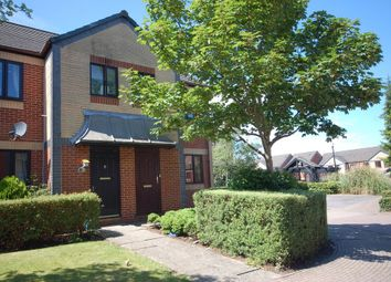 Thumbnail 2 bed end terrace house for sale in Crates Close, Kingswood, Bristol