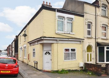 Thumbnail 2 bedroom end terrace house for sale in Hall Street, Burslem, Stoke-On-Trent