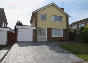 Thumbnail 3 bed detached house for sale in Windermere Road, Winsford