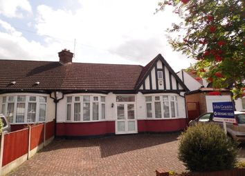 Thumbnail 2 bed semi-detached bungalow for sale in Manorway, Bush Hill Park