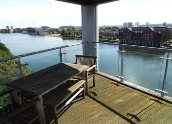 Thumbnail 2 bedroom flat to rent in Atlantic Wharf, Cardiff