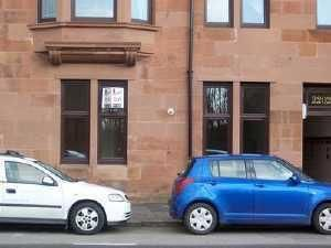 Thumbnail 3 bed flat to rent in Dumbarton Road, Whiteinch, Glasgow