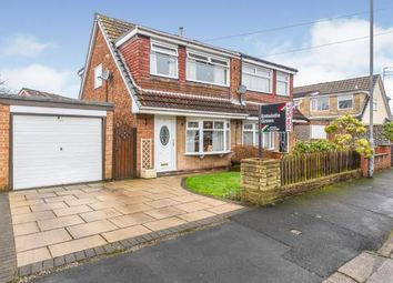 Thumbnail 3 bed semi-detached house for sale in Lilac Grove, Haydock, St Helens, Merseyside