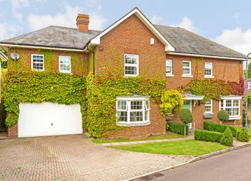 Thumbnail 6 bed detached house for sale in Palace Gardens, Royston, Hertfordshire