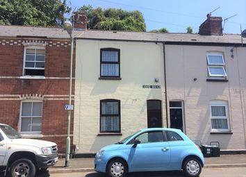 Thumbnail 2 bed terraced house for sale in Looe Road, St Davids, Exeter