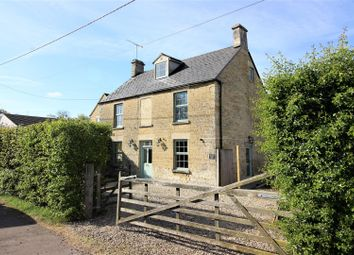 Thumbnail 5 bed detached house for sale in Silver Street, Minety, Malmesbury