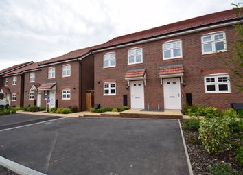 Thumbnail 3 bedroom end terrace house for sale in Barn Croft, Malpas, Cheshire