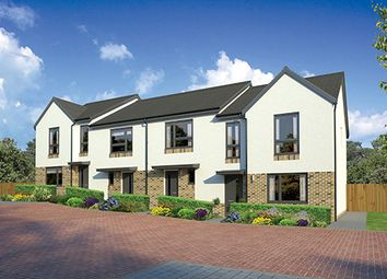 "Thumbnail 3 bed terraced house for sale in ""Argyll End"" at Kingswells, Aberdeen"