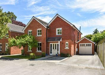 Thumbnail 4 bedroom detached house for sale in Anstey Mill Lane, Alton, Hampshire