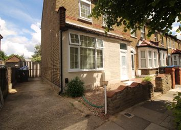 Thumbnail 3 bedroom end terrace house for sale in Northfield Road, Enfield