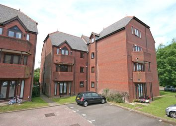 Thumbnail 2 bed flat to rent in Ashtree Court, Granville Road, St. Albans, Hertfordshire