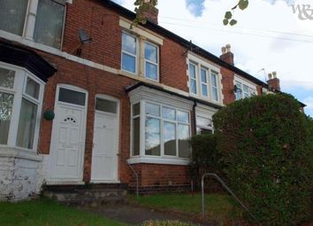Thumbnail 2 bed terraced house to rent in Abbey Road, Birmingham