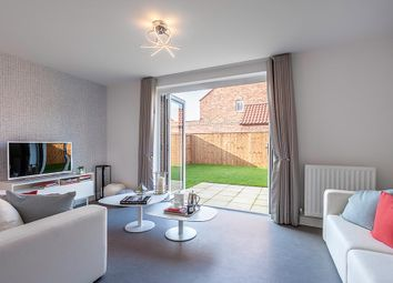 """Thumbnail 2 bedroom terraced house for sale in """"The Bambridge"""" at Glasgow Road, Denny"""