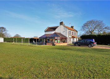 Thumbnail 4 bed detached house for sale in White Road, Thetford