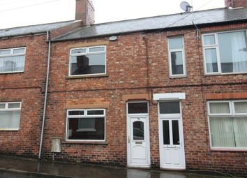 Thumbnail 3 bed terraced house to rent in Arthur Street, Chilton, Ferryhill