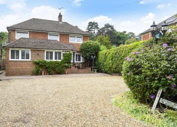 Thumbnail 4 bed detached house for sale in Brox Road, Ottershaw, Chertsey