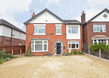 Thumbnail 5 bed detached house for sale in Eccleshall Road, Stone, Staffordshire