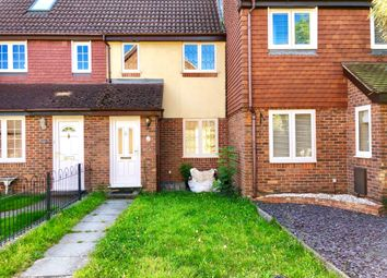 Thumbnail 2 bed terraced house to rent in Repton Gardens, Hedge End, Southampton