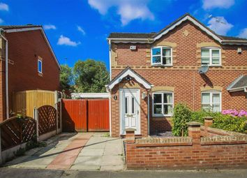 Thumbnail 2 bed semi-detached house for sale in Brindle Heath Road, Salford