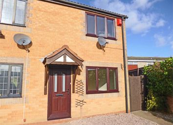 Thumbnail 2 bed end terrace house to rent in Shakespeare Close, Leyfields, Tamworth, Staffordshire