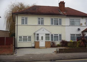 Thumbnail 4 bed semi-detached house for sale in Kingshill Avenue, Hayes
