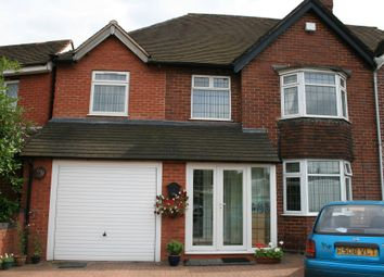 Thumbnail 4 bedroom property to rent in Wallows Lane, Walsall, West Midlands