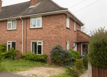 Thumbnail 2 bed flat for sale in Freshfield Close, Norwich