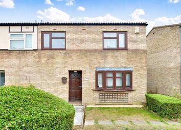 Thumbnail 3 bedroom end terrace house for sale in White Alder, Stacey Bushes, Milton Keynes, Buckinghamshire