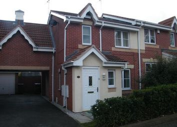 Thumbnail 4 bed property to rent in Bratton Drive, Nottingham