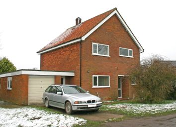 Thumbnail 3 bed detached house to rent in Millers Lane, Scole