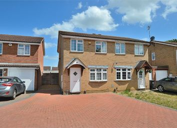 2 bed semi-detached house for sale in Wilford Avenue, Wakes Meadow, Northampton NN3