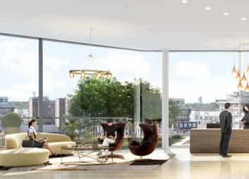 Thumbnail 1 bedroom flat for sale in Carrara Tower, 250 City Road, London