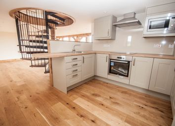 Thumbnail 2 bed barn conversion to rent in Broad Oak, Hereford