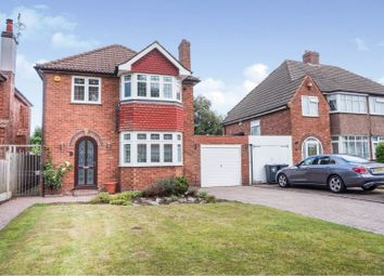 Bonner Drive, Sutton Coldfield B76. 3 bed detached house