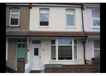 Thumbnail 3 bedroom terraced house to rent in Gladstone Road, Deal
