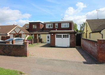 Thumbnail 4 bed semi-detached house for sale in Theobalds Road, Cuffley, Potters Bar