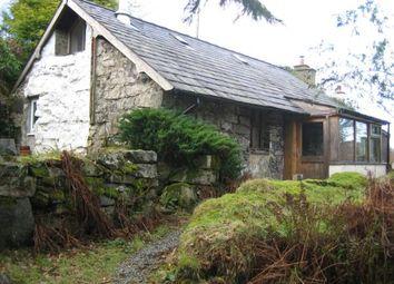 Thumbnail Detached house for sale in 1 Pyllau Dwr, Llanberis, Caernarfon, Gwynedd