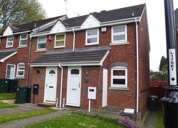 Thumbnail 2 bed semi-detached house to rent in Waveley Road, Coundon, Coventry, West Midlands