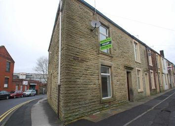 Thumbnail 2 bed end terrace house to rent in Jacob Street, Accrington