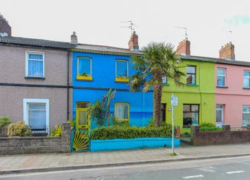 Thumbnail 3 bedroom terraced house for sale in Elm Street, Roath, Cardiff