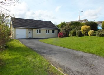 Thumbnail 3 bed detached bungalow for sale in Ryelands Lane, Kilgetty