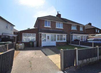 Thumbnail 3 bed semi-detached house for sale in Pasture Crescent, Moreton, Wirral