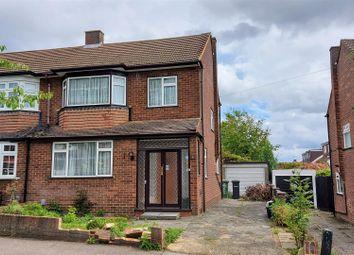 Project! - Highfield Road, Cheshunt, Waltham Cross EN7. 3 bed semi-detached house