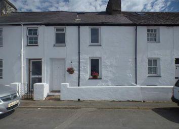 Thumbnail 2 bed terraced house for sale in Tai'r Lon, Nefyn, Pwllheli, Gwynedd