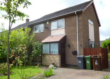 Thumbnail 3 bed property to rent in Wordsworth Road, Denton, Manchester